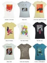 Women style Classic Out of Print Tshirts